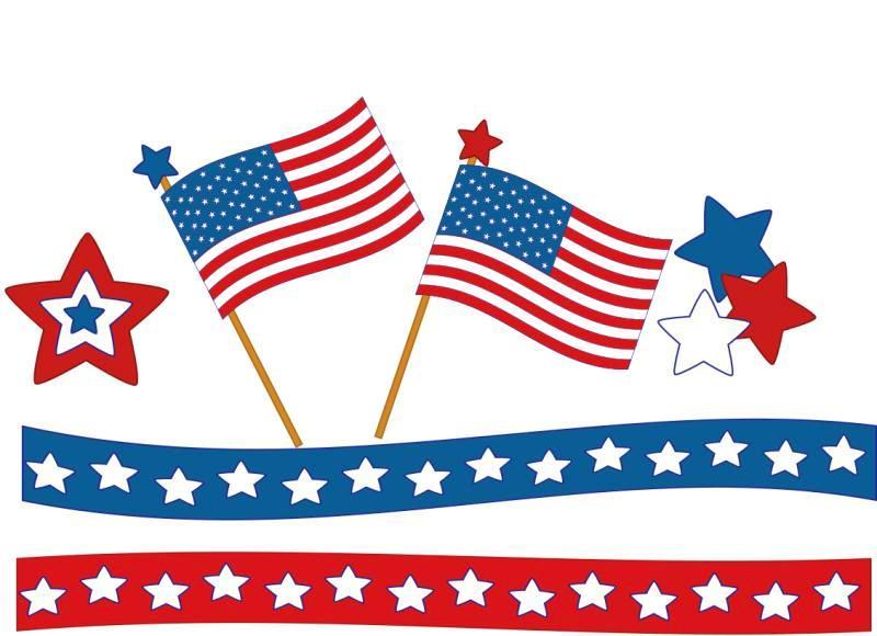 800x580 Happy 4th Of July Clipart Free Images And Pictures