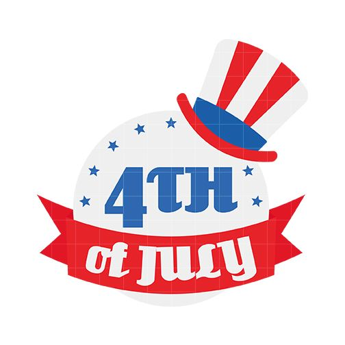 504x504 4th Of July Clipart Happy 4th Of July Clip Art