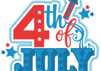 200x140 4th Of July Clip Art Pictures Have A Happy 4th July Editable