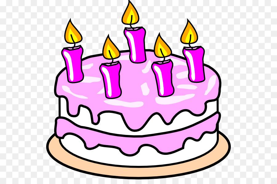 900x600 Birthday Cake Tart Cupcake Cream Clip Art