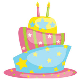 278x272 Collection Of 2nd Birthday Cake Clipart High Quality Free