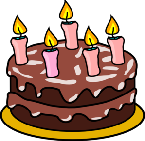 298x291 Happy Birthday Chocolate Cake For Friend Clipart Panda