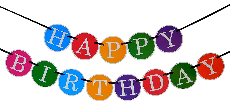 1500x698 Happy Birthday Banner