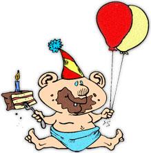 219x222 Free Birthday Clipart