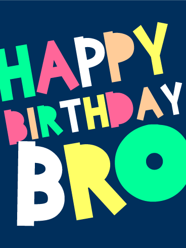 Happy Birthday Brother Clipart at GetDrawings com | Free for