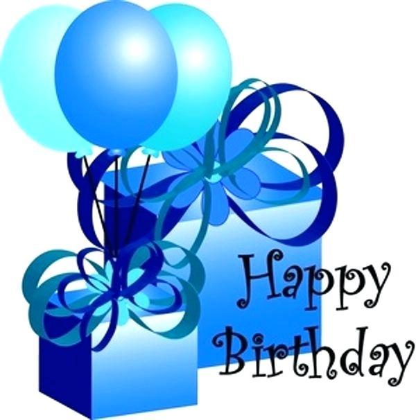 600x606 Birthday Clip Art For Men Cake Birthday'S