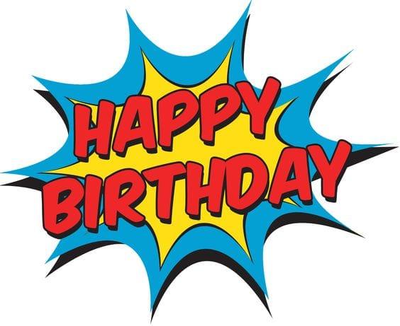 564x461 Birthday Clip Art, Happy Birthday Clipart Animated