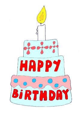 270x382 Birthday Clip Art and Free Birthday graphics