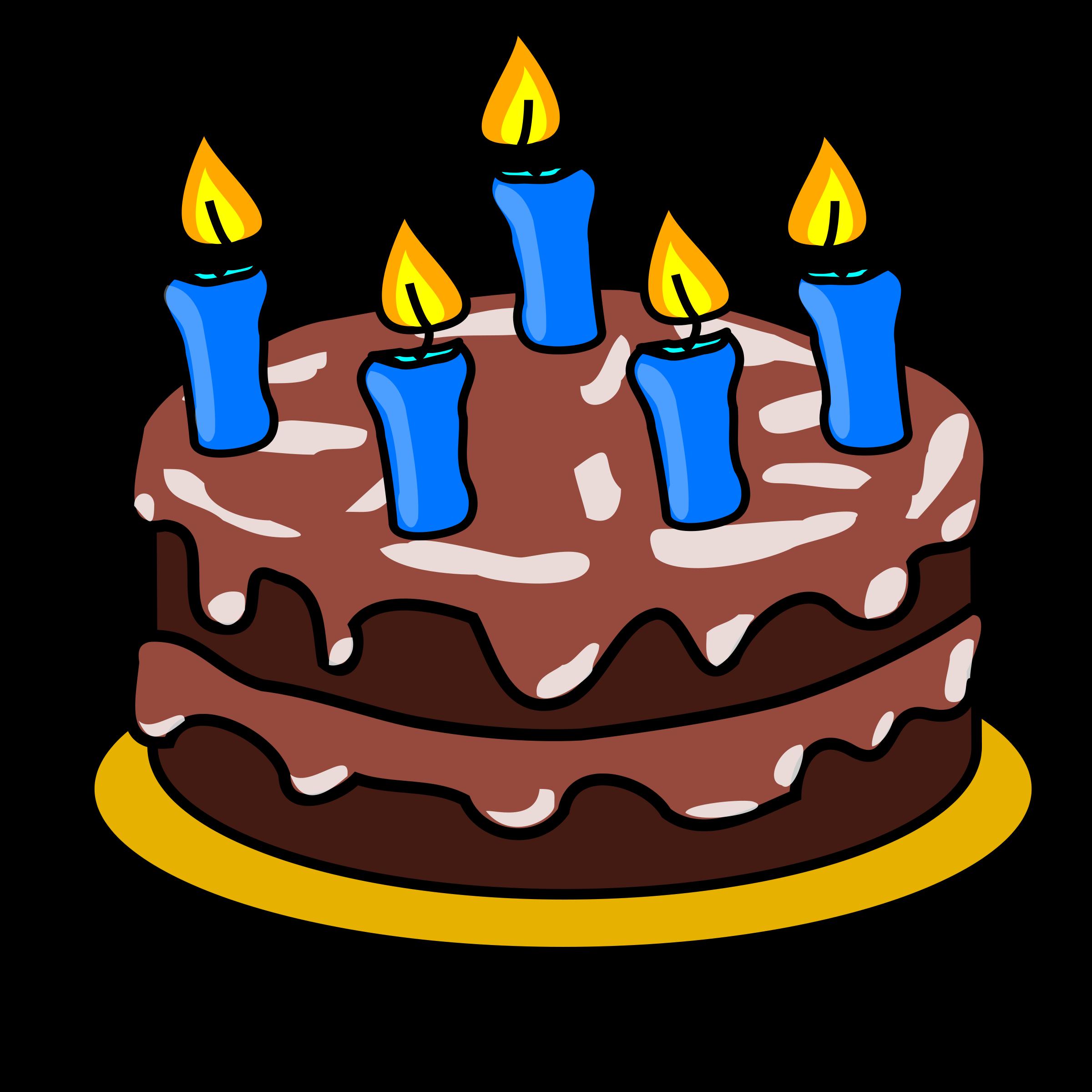 2400x2400 Cake Clipart Happy Birthday