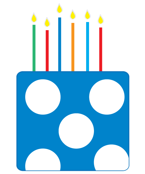 500x600 Free Birthday Cake Clip Art Clipart Panda