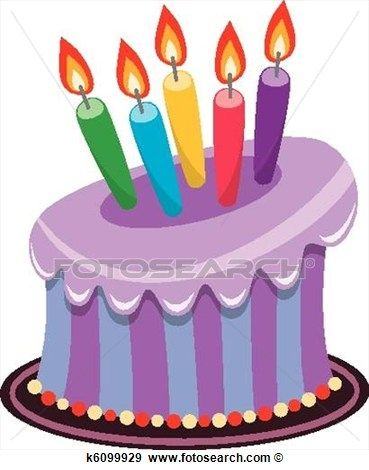 369x470 Birthday Cake Clipart Royalty Free 20860 Clip Art