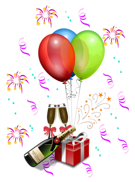446x600 Party Decoration Transparent Png Clipart Png Balloons