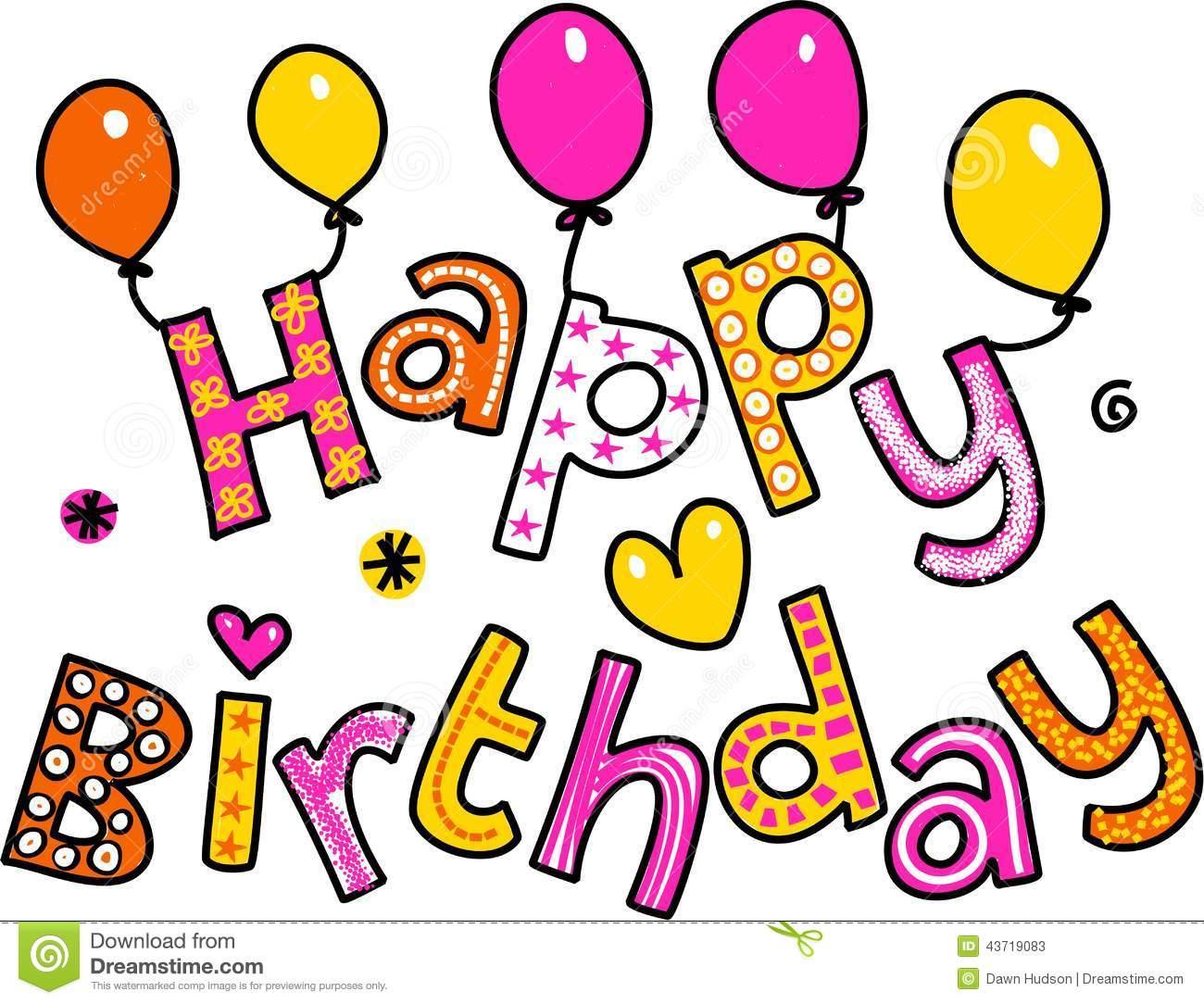 1300x1084 Clip Art Happy Birthday Cartoons Clip Art