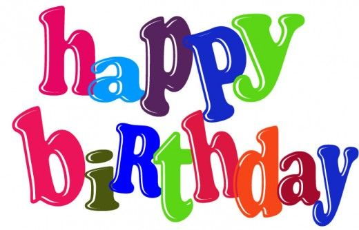 520x334 13 Best Happy Birthday Clip Art Images On Birthday