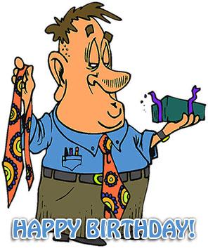 296x353 Happy Birthday Clip Art For A Man 360625459cd525346c93edffd79f0f16