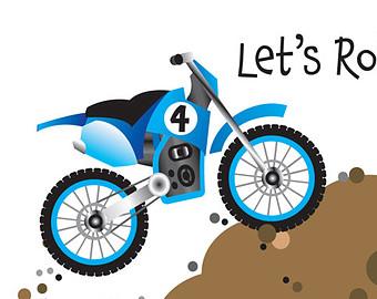 340x270 Biker Clipart Happy Birthday