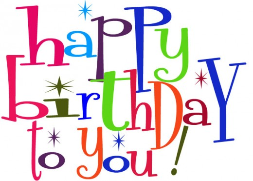 520x371 Image Of Belated Birthday Clipart