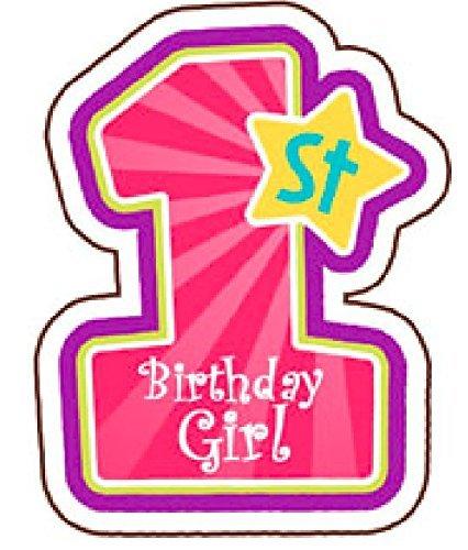 426x500 1st Happy Birthday For Girls