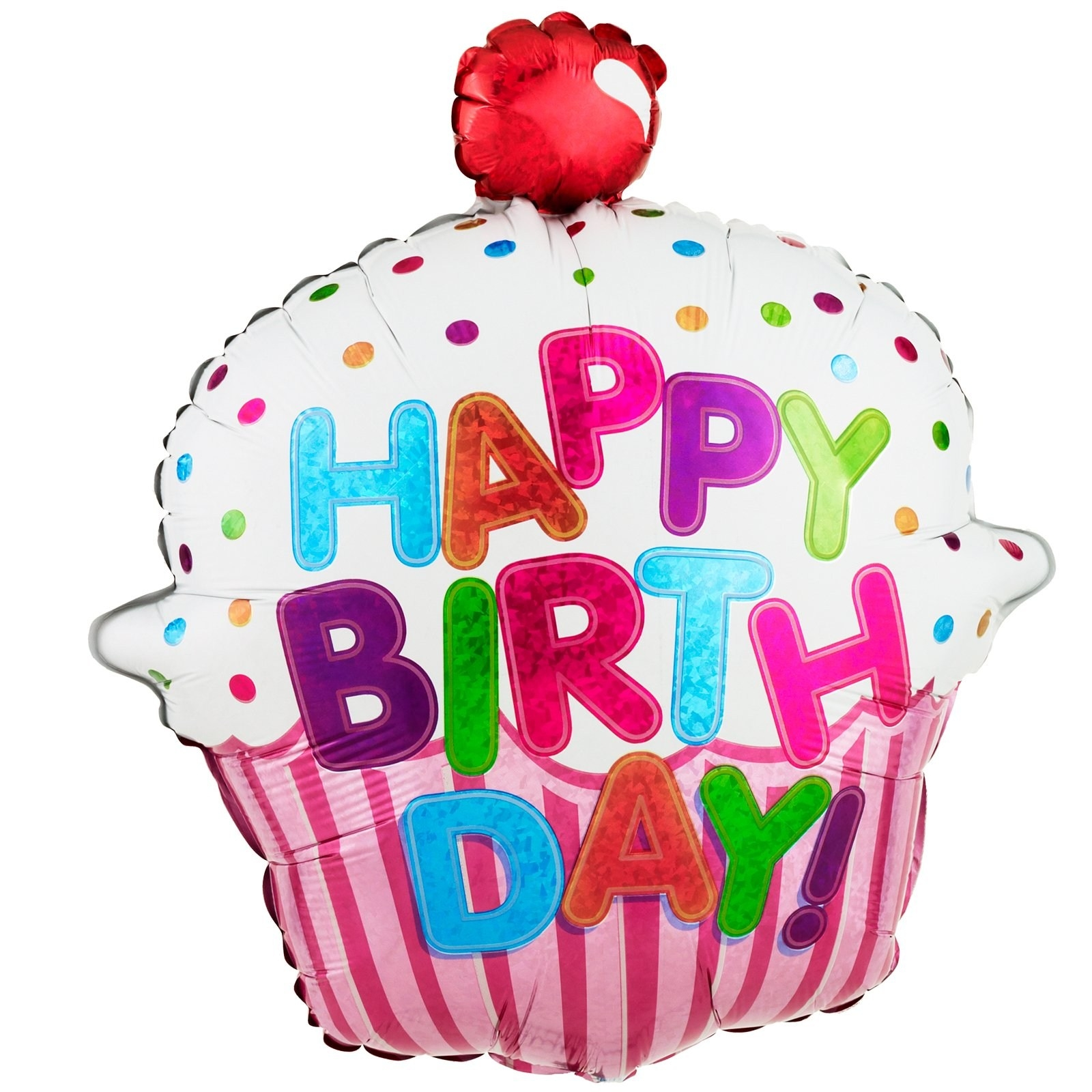 1600x1600 Happy Birthday Cupcake Clip Art