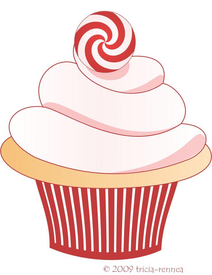 736x955 Birthday Cupcakes Cartoon Happy Birthday World