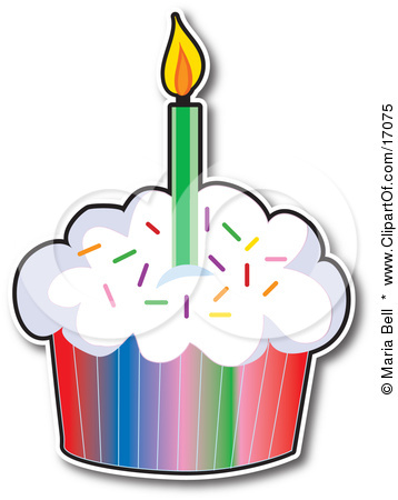 358x450 Happy Birthday Cupcake Clipart Happy Birthday Cupcake Clipart