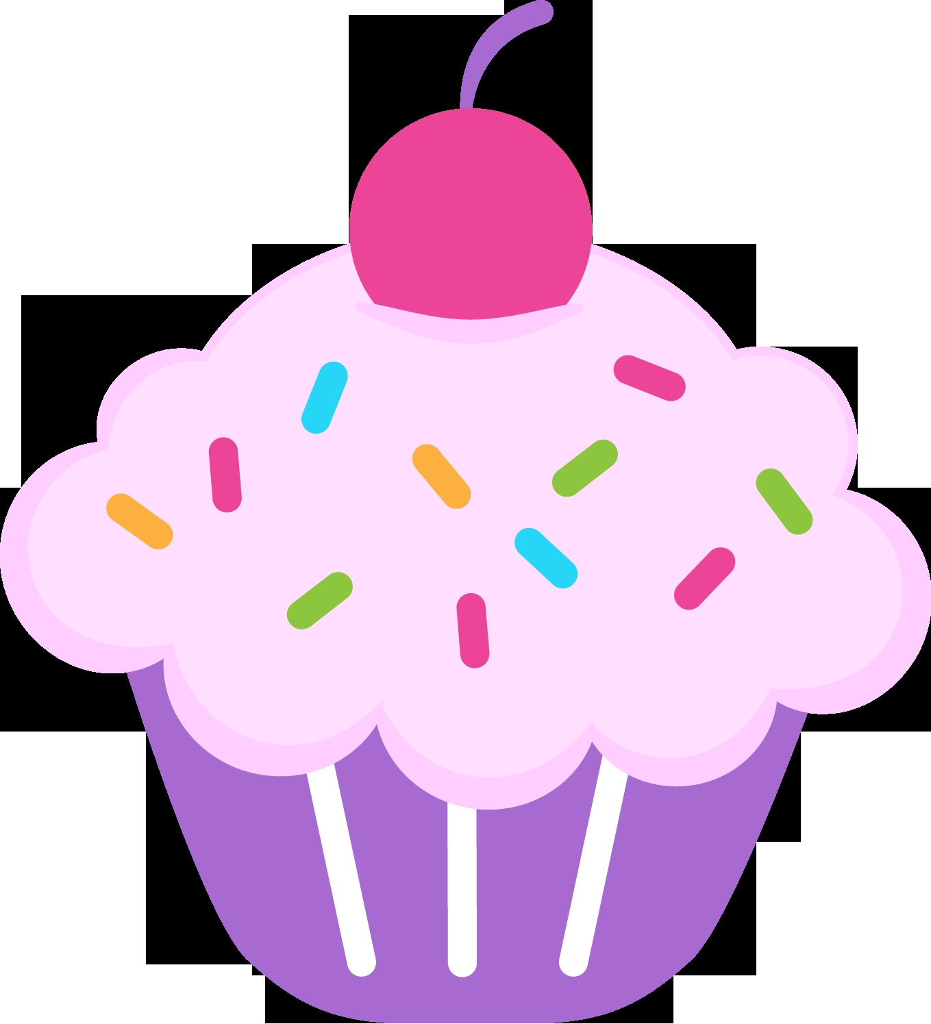 1359x1495 Best Of Cupcake Clipart Gallery
