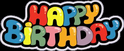 400x167 Happy Birthday Banner Clip Art Amp Look At Happy Birthday Banner