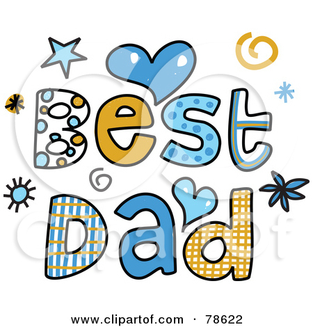 450x470 Clipart Word Dad