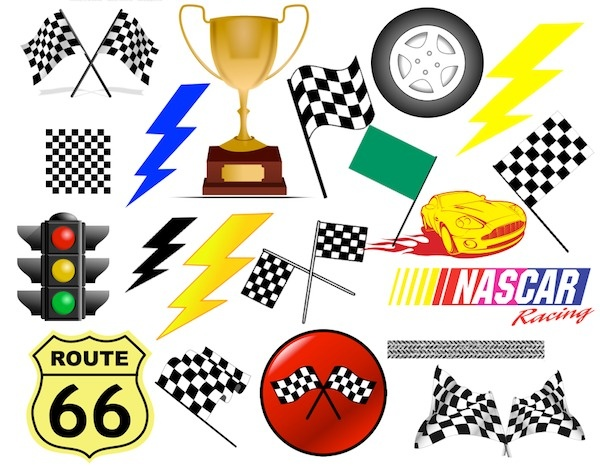 600x466 Happy Birthday Car Clipart Free With Collection