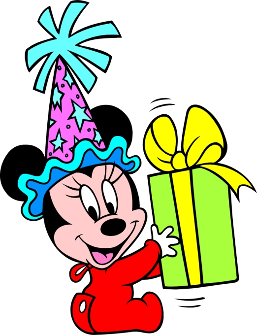 522x680 Birthday Disney Clipart Clipartpig