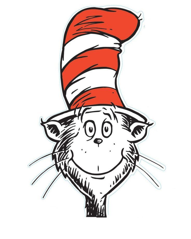 picture about Free Printable Dr Seuss Clip Art titled Delighted Birthday Dr Seuss Clipart at  Absolutely free