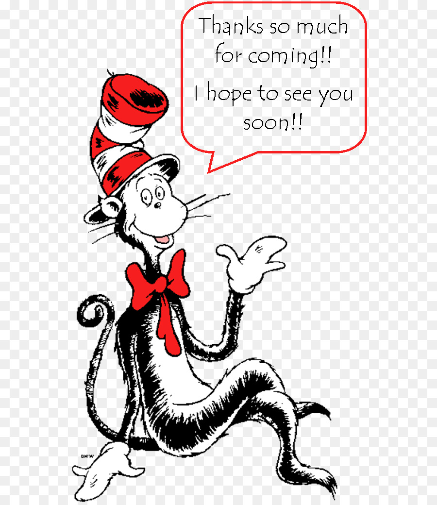 900x1040 The Cat In The Hat Horton Thing Two Clip Art