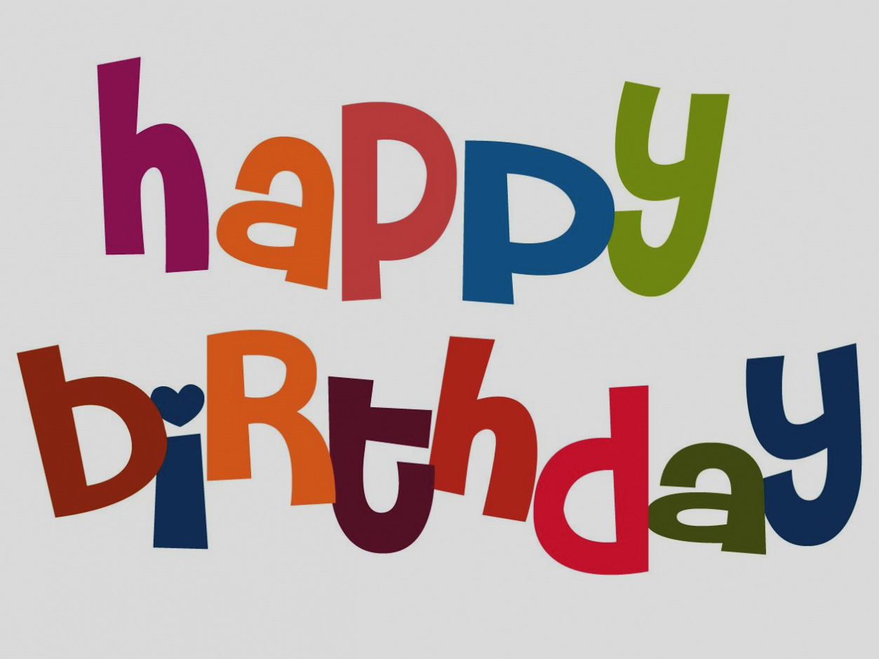 1253x940 Best Of Happy Birthday Clip Art Free Cliparts Download