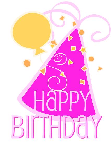 425x550 Free Birthday Clip Art Hubpages