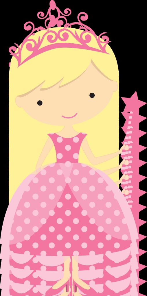 508x1024 Free Pretty Princess Clip Art