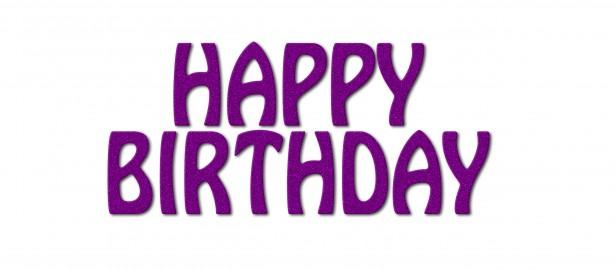 615x270 Happy Birthday Clipart#4895432