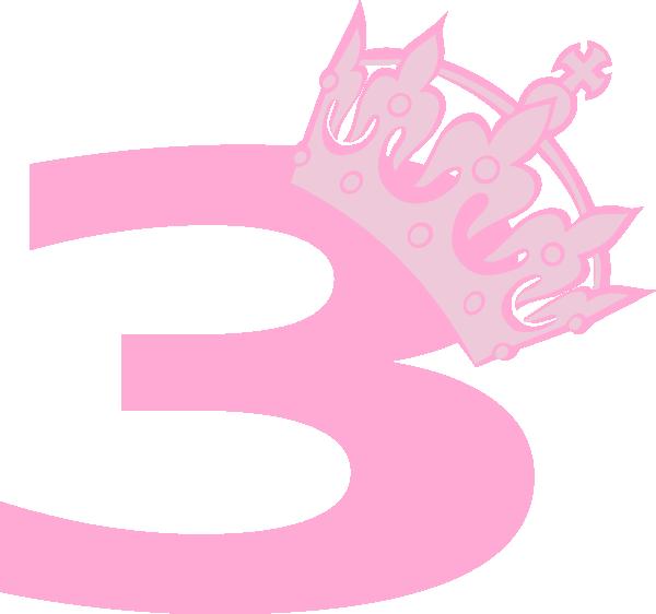600x562 Pink Tiara Clip Art