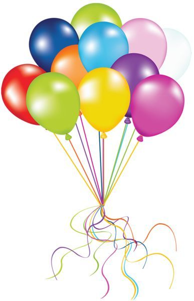 387x600 66 best PNG Balloons images on Pinterest Happy brithday, Balloon