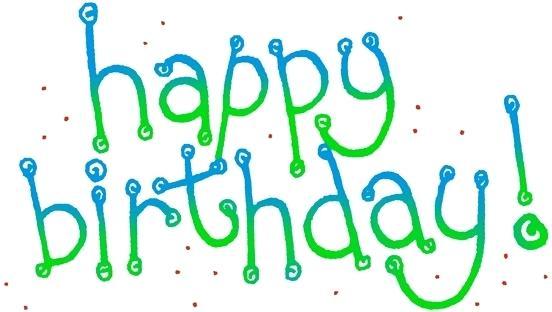 552x312 Free Happy Birthday Clip Art Images Sellit
