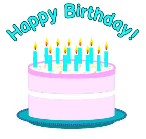 500x474 Google Free Birthday Clip Art Happy Birthday Cake Clipart Sketch