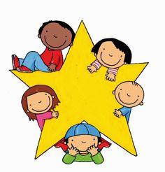 236x246 Happy Kids Clipart