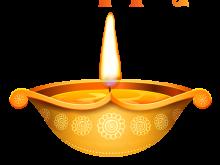 220x165 Happy Diwali Clipart Happy Diwali Candle Transparent Clip Art