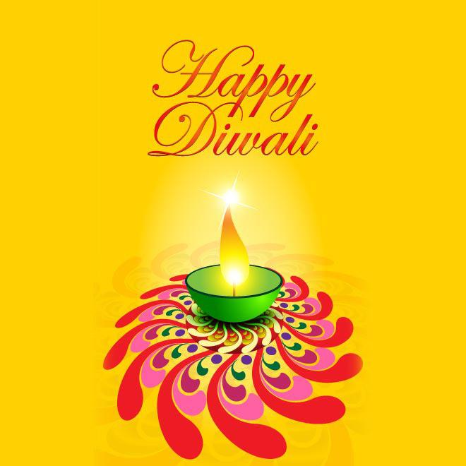 660x660 Happy Diwali Clipart 2013
