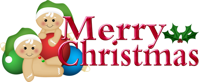 646x268 Merry Christmas Cliparts, Images Merry Xmas 2018