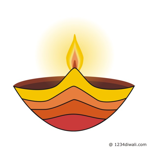 600x600 Diwali Clipart Images Download Deepavali Clipart Collection