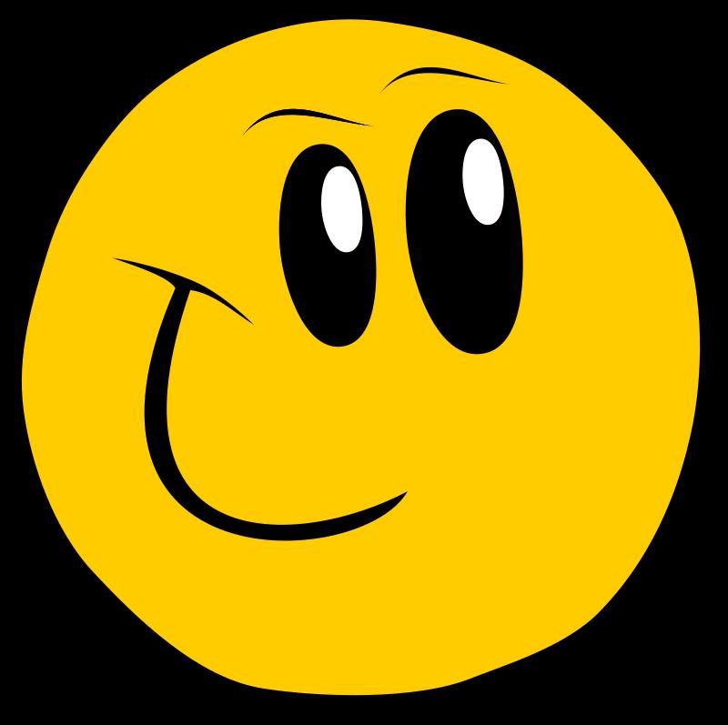 800x797 Smiley Face Clip Art Emotions Clipart Panda