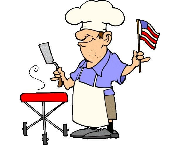 600x494 Funny Fourth Of July Clipart