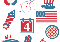 200x140 Happy 4th Of July Clipart Happy 4th Of July Clipart Free Free