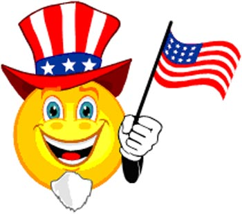 350x310 Best 4th Of July Clip Art Images Borders Gif Banners