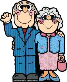 236x287 Free Grandma And Grandpa Clipart Collection